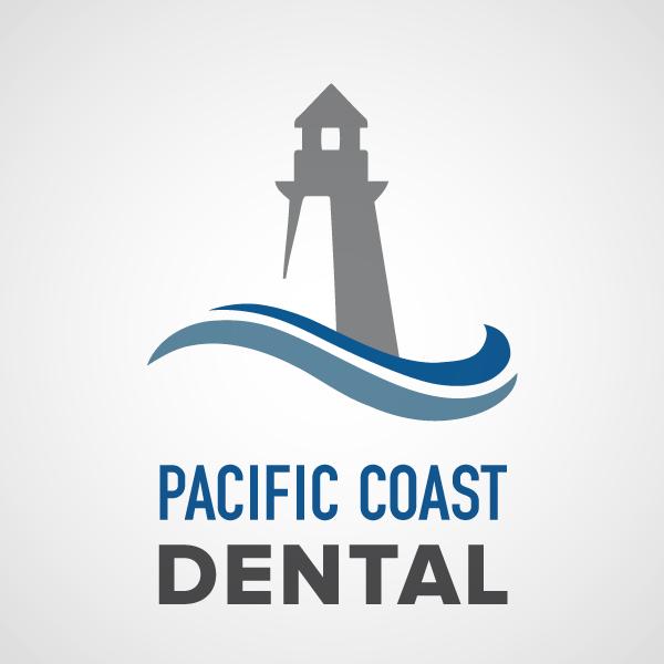 Pacific Coast Dental — Logo